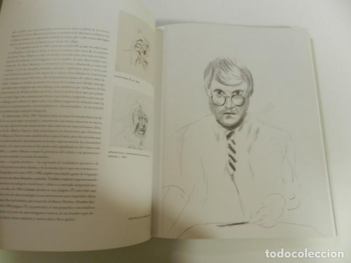 Libros: DAVID HOCKNEY: RETRATOS MARCO LIVINSTONE EDITORIAL CARTAGO, 2003 LIBRO PINTURA - Foto 3 - 214260167
