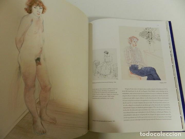 Libros: DAVID HOCKNEY: RETRATOS MARCO LIVINSTONE EDITORIAL CARTAGO, 2003 LIBRO PINTURA - Foto 5 - 214260167