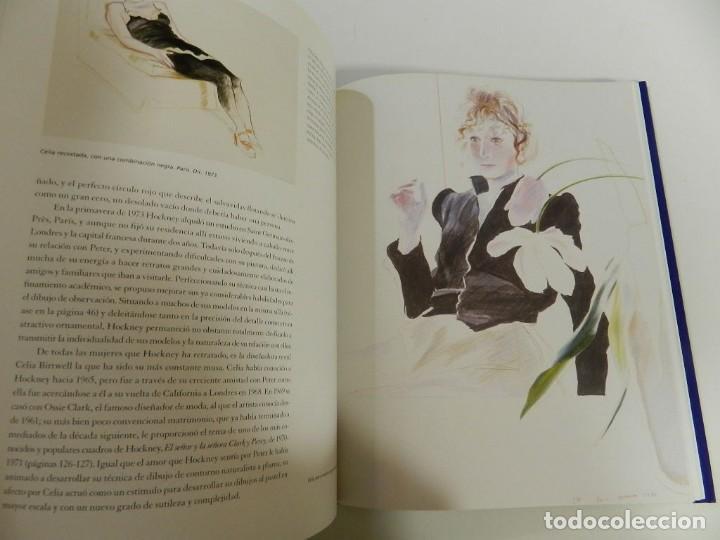 Libros: DAVID HOCKNEY: RETRATOS MARCO LIVINSTONE EDITORIAL CARTAGO, 2003 LIBRO PINTURA - Foto 6 - 214260167