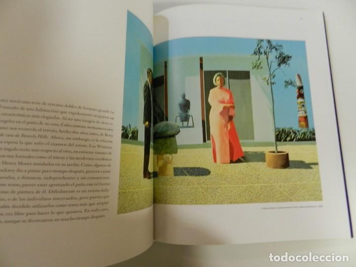 Libros: DAVID HOCKNEY: RETRATOS MARCO LIVINSTONE EDITORIAL CARTAGO, 2003 LIBRO PINTURA - Foto 7 - 214260167