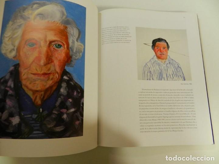 Libros: DAVID HOCKNEY: RETRATOS MARCO LIVINSTONE EDITORIAL CARTAGO, 2003 LIBRO PINTURA - Foto 8 - 214260167