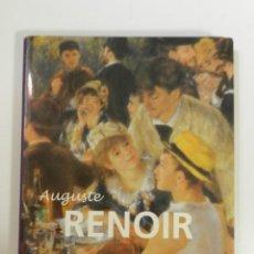 Libros: RENOIR - NATALIA BRODSKAYA (GREAT MASTERS) (INGLÉS) LIBRO PINTURA. Lote 214260893