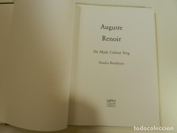 Libros: RENOIR - NATALIA BRODSKAYA (GREAT MASTERS) (INGLÉS) LIBRO PINTURA - Foto 3 - 214260893