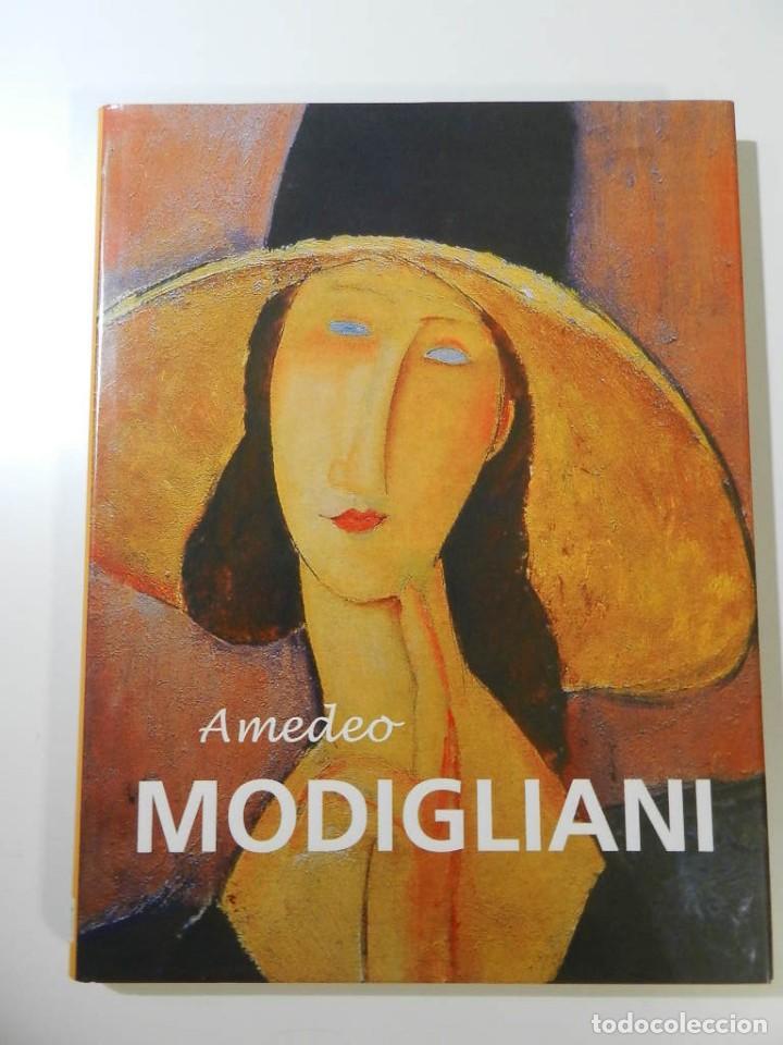 AMEDEO MODIGLIANI (GREAT MASTERS) INGLÉS - JANE ROGOYSKA FRANCES ALEXANDER TAPA DURA LIBRO PINTURA (Libros Nuevos - Bellas Artes, ocio y coleccionismo - Pintura)