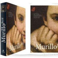 Libros: MURILLO FECIT. EDICIONES TARTESSOS. A ESTRENAR Y EN SU CAJA.. Lote 253508715