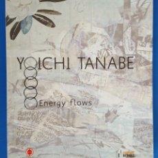 Libros: LIBRO / YOICHI TANABE - ENERGY FLOWS, 2008. Lote 215376366