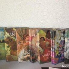 Libros: LOS IMPRESIONISTAS, 7 TOMOS. NUEVOS. Lote 215923447