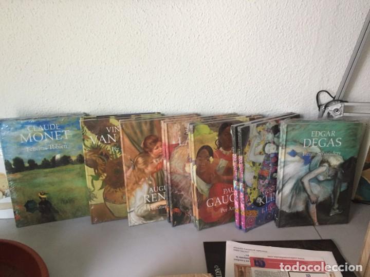 Libros: Los Impresionistas, 7 tomos. Nuevos - Foto 3 - 215923447