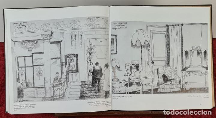 Libros: 50 AÑOS DE DIBUJOS DE AGUILAR MORÉ. 4 LITOGRAFÍAS DE SERIE LIMITADA. 2003. - Foto 2 - 216419395