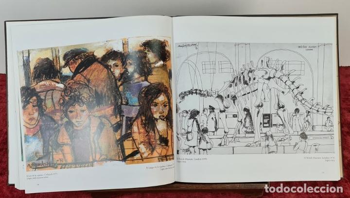 Libros: 50 AÑOS DE DIBUJOS DE AGUILAR MORÉ. 4 LITOGRAFÍAS DE SERIE LIMITADA. 2003. - Foto 4 - 216419395