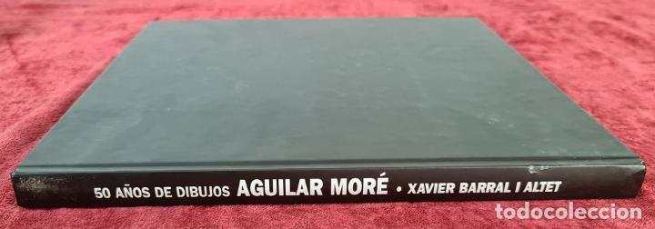 Libros: 50 AÑOS DE DIBUJOS DE AGUILAR MORÉ. 4 LITOGRAFÍAS DE SERIE LIMITADA. 2003. - Foto 10 - 216419395