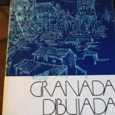 Livros: GRANADA DIBUJADA. EUGEN ARC. Lote 217021868