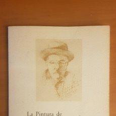 Libri: LA PINTURA DE MARTINEZ VIREL, EXPOSICIÓN ANTOLÓGICA. 1984. UNIVERSIDAD DE MÁLAGA.. Lote 217296161