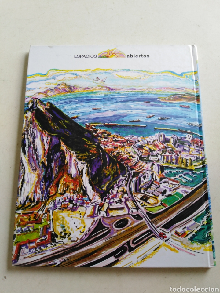 Libros: Gibraltar, espacios abiertos número 1 ( ilustrado ) - Foto 2 - 217532568