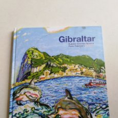 Libros: GIBRALTAR, ESPACIOS ABIERTOS NÚMERO 1 ( ILUSTRADO ). Lote 217532568