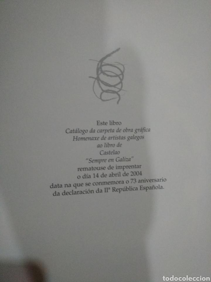 Libros: Castelao siempre en galiza - Foto 4 - 218326665