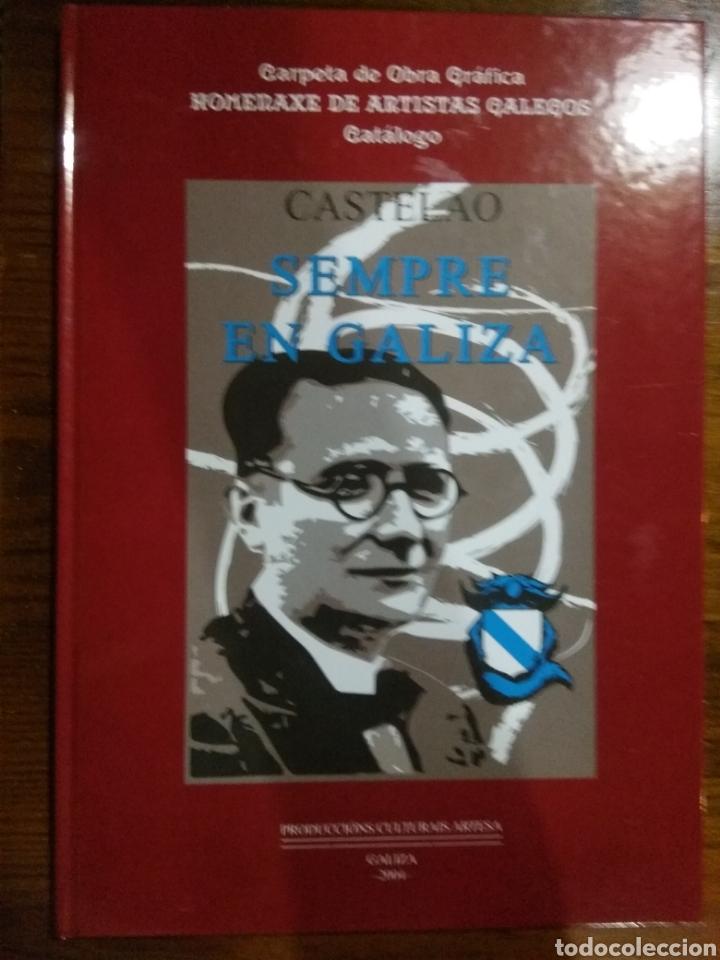 CASTELAO SIEMPRE EN GALIZA (Libros Nuevos - Bellas Artes, ocio y coleccionismo - Pintura)