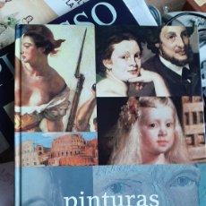 Libros: PINTURAS QUE CAMBIARON EL MUNDO BBVA AÑO 2006. Lote 218625237