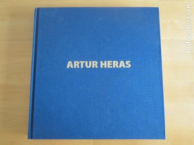 ARTUR HERAS - DIETARI DE SOMNIS. BANCAJA, 2008. (Libros Nuevos - Bellas Artes, ocio y coleccionismo - Pintura)