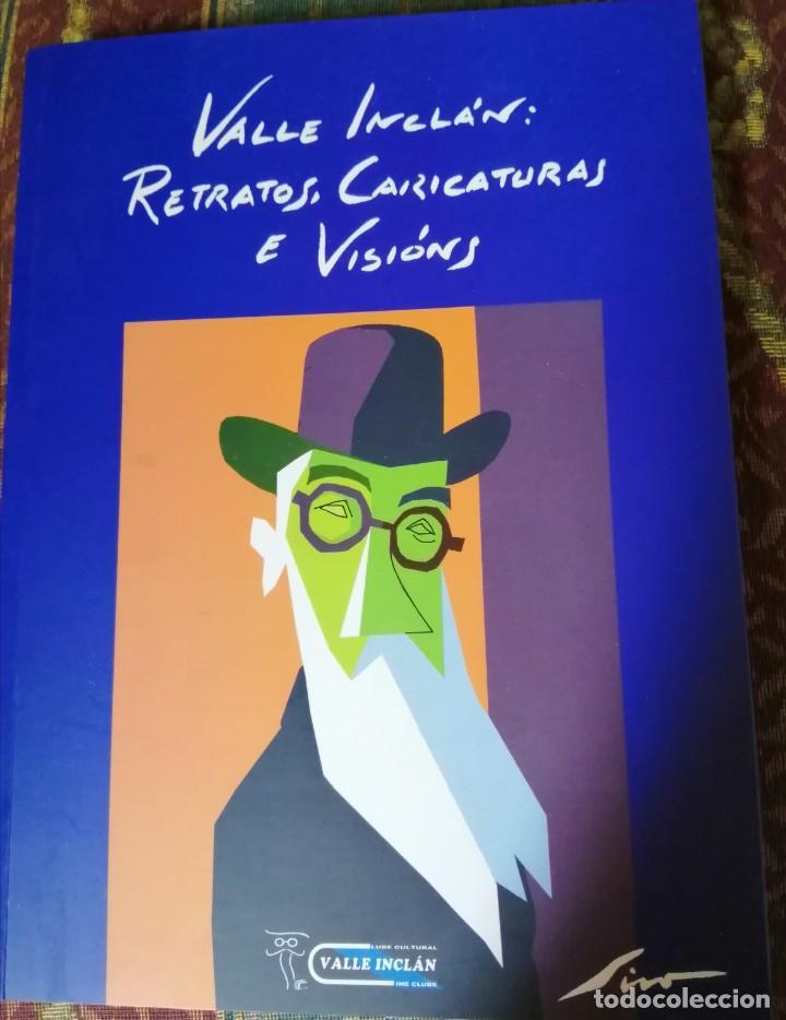 VALLE INCLAN RETRATOS , CARICATURAS E VISIONS POR SIRO (Libros Nuevos - Bellas Artes, ocio y coleccionismo - Pintura)