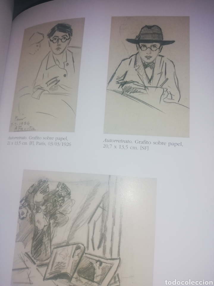 Libros: Libro del pintor canario Álvaro Fariña - Foto 3 - 221000408