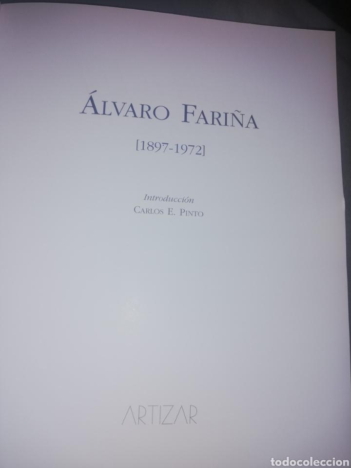 Libros: Libro del pintor canario Álvaro Fariña - Foto 5 - 221000408