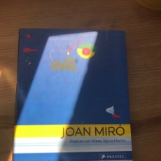 Libros: JOAN MIRÓ SNAIL WOMAN FLOWER STAR. Lote 221362493