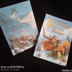 Libros: LIBRO. EL ARTE DE LA FANTASÍA ÉPICA. Lote 221458412