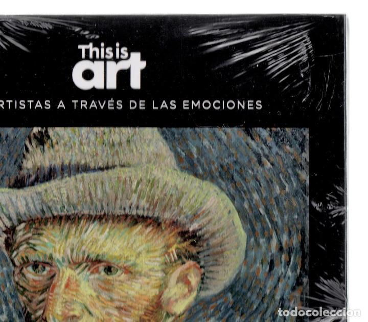 Libros: VICENT VAN GOGH Y LA MELANCOLÍA MONOGRÁFICO ED EL PAÍS 2020 COL THIS IS ART LIBRO + DVD PLASTIFICADO - Foto 2 - 221672081