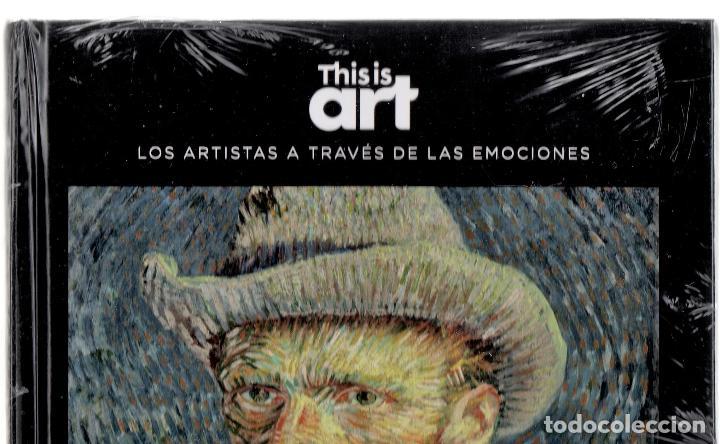 Libros: VICENT VAN GOGH Y LA MELANCOLÍA MONOGRÁFICO ED EL PAÍS 2020 COL THIS IS ART LIBRO + DVD PLASTIFICADO - Foto 3 - 221672081