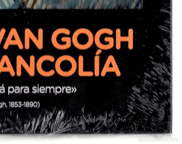 Libros: VICENT VAN GOGH Y LA MELANCOLÍA MONOGRÁFICO ED EL PAÍS 2020 COL THIS IS ART LIBRO + DVD PLASTIFICADO - Foto 4 - 221672081
