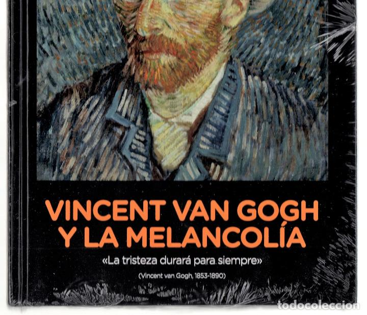 Libros: VICENT VAN GOGH Y LA MELANCOLÍA MONOGRÁFICO ED EL PAÍS 2020 COL THIS IS ART LIBRO + DVD PLASTIFICADO - Foto 5 - 221672081