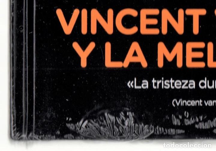 Libros: VICENT VAN GOGH Y LA MELANCOLÍA MONOGRÁFICO ED EL PAÍS 2020 COL THIS IS ART LIBRO + DVD PLASTIFICADO - Foto 6 - 221672081