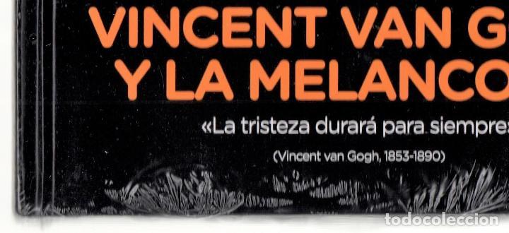 Libros: VICENT VAN GOGH Y LA MELANCOLÍA MONOGRÁFICO ED EL PAÍS 2020 COL THIS IS ART LIBRO + DVD PLASTIFICADO - Foto 7 - 221672081
