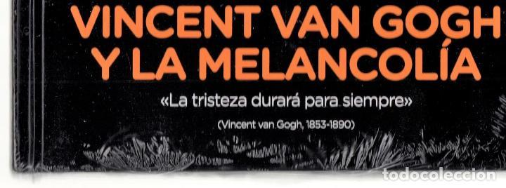 Libros: VICENT VAN GOGH Y LA MELANCOLÍA MONOGRÁFICO ED EL PAÍS 2020 COL THIS IS ART LIBRO + DVD PLASTIFICADO - Foto 8 - 221672081