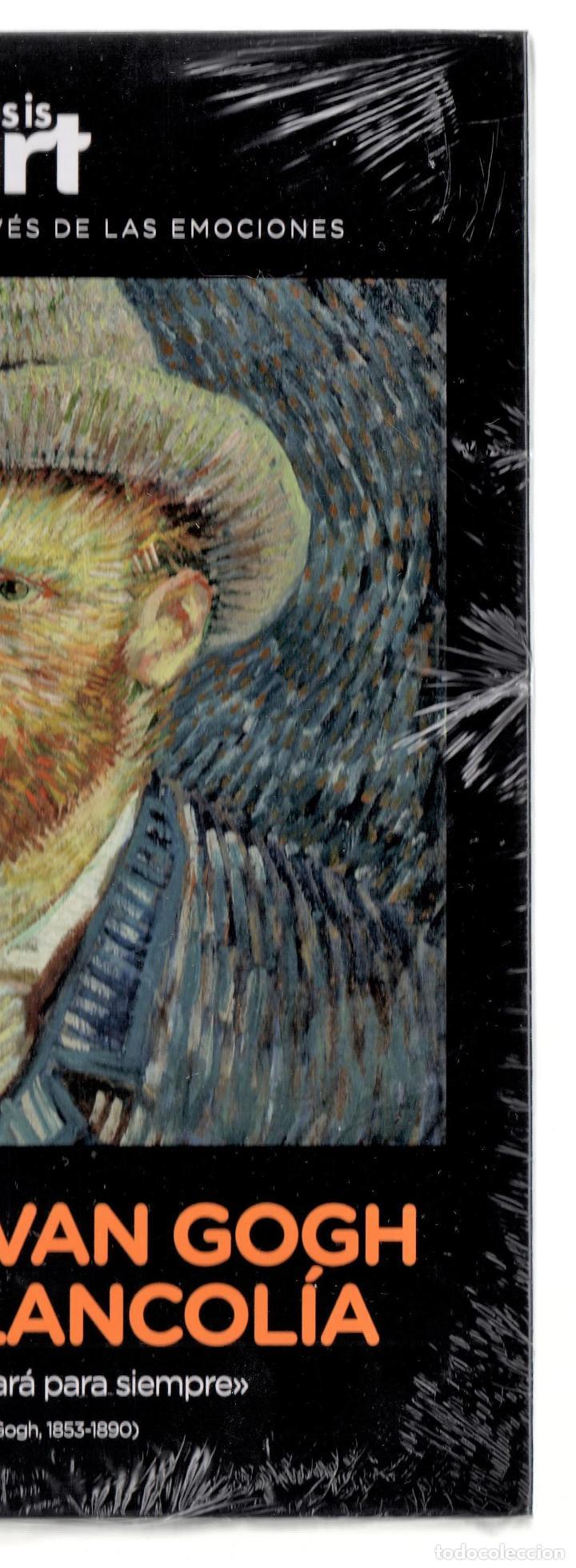 Libros: VICENT VAN GOGH Y LA MELANCOLÍA MONOGRÁFICO ED EL PAÍS 2020 COL THIS IS ART LIBRO + DVD PLASTIFICADO - Foto 9 - 221672081