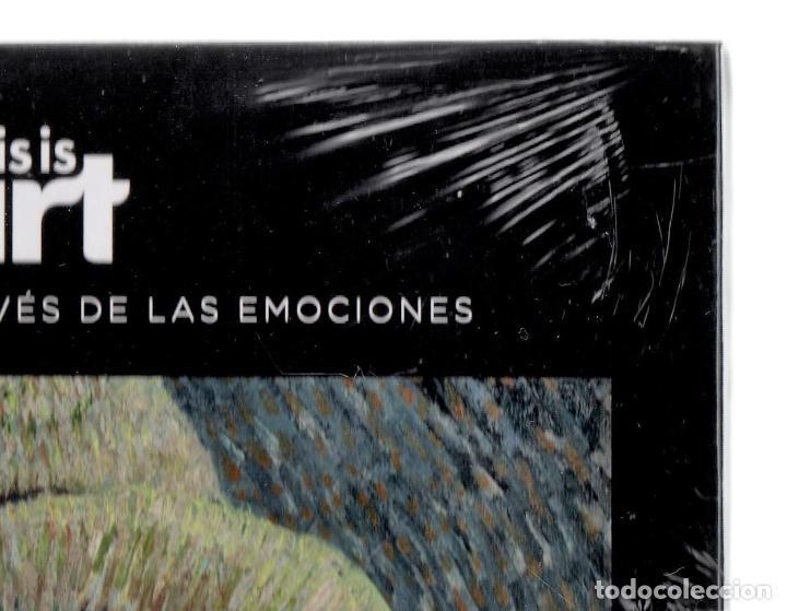 Libros: VICENT VAN GOGH Y LA MELANCOLÍA MONOGRÁFICO ED EL PAÍS 2020 COL THIS IS ART LIBRO + DVD PLASTIFICADO - Foto 12 - 221672081