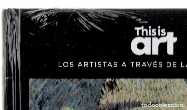 Libros: VICENT VAN GOGH Y LA MELANCOLÍA MONOGRÁFICO ED EL PAÍS 2020 COL THIS IS ART LIBRO + DVD PLASTIFICADO - Foto 13 - 221672081