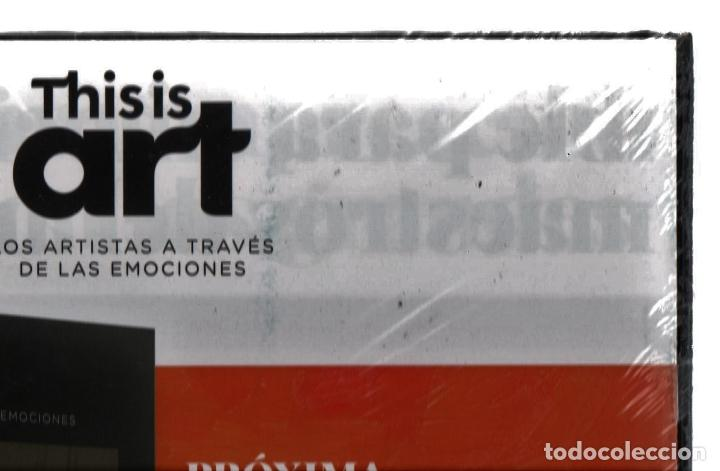 Libros: VICENT VAN GOGH Y LA MELANCOLÍA MONOGRÁFICO ED EL PAÍS 2020 COL THIS IS ART LIBRO + DVD PLASTIFICADO - Foto 15 - 221672081