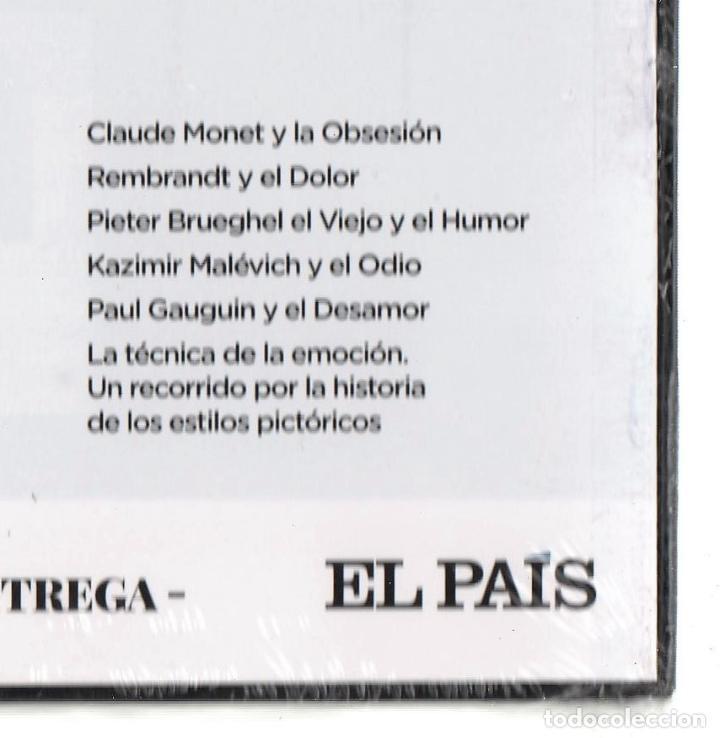Libros: VICENT VAN GOGH Y LA MELANCOLÍA MONOGRÁFICO ED EL PAÍS 2020 COL THIS IS ART LIBRO + DVD PLASTIFICADO - Foto 17 - 221672081