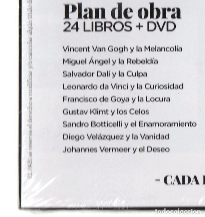 Libros: VICENT VAN GOGH Y LA MELANCOLÍA MONOGRÁFICO ED EL PAÍS 2020 COL THIS IS ART LIBRO + DVD PLASTIFICADO - Foto 18 - 221672081