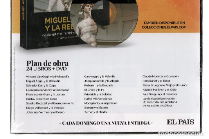 Libros: VICENT VAN GOGH Y LA MELANCOLÍA MONOGRÁFICO ED EL PAÍS 2020 COL THIS IS ART LIBRO + DVD PLASTIFICADO - Foto 19 - 221672081