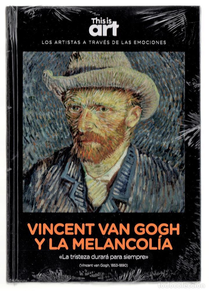 VICENT VAN GOGH Y LA MELANCOLÍA MONOGRÁFICO ED EL PAÍS 2020 COL THIS IS ART LIBRO + DVD PLASTIFICADO (Libros Nuevos - Bellas Artes, ocio y coleccionismo - Pintura)