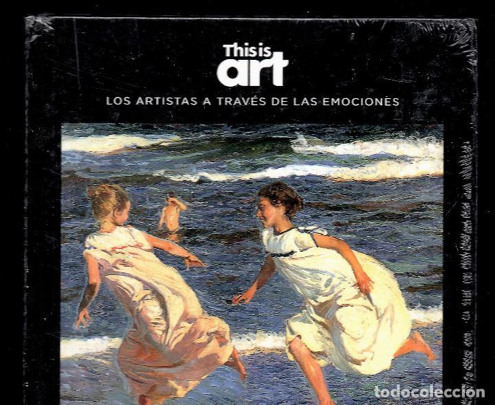 JOAQUÍN SOROLLA Y LA ALEGRÍA MONOGRÁFICO ED EL PAÍS 2020 COLECC THIS IS ART LIBRO DVD + PLASTIFICADO (Libros Nuevos - Bellas Artes, ocio y coleccionismo - Pintura)
