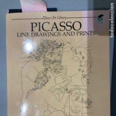 Libros: LIBRO PICASSO ILUSTRACIONES. Lote 221867782