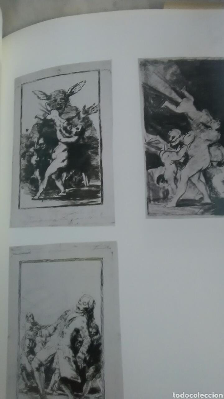 Libros: Goya. Realidad y sueño en los viajes de Goya. Ediciones de Fuentedetodos. 1996 - Foto 4 - 221910448