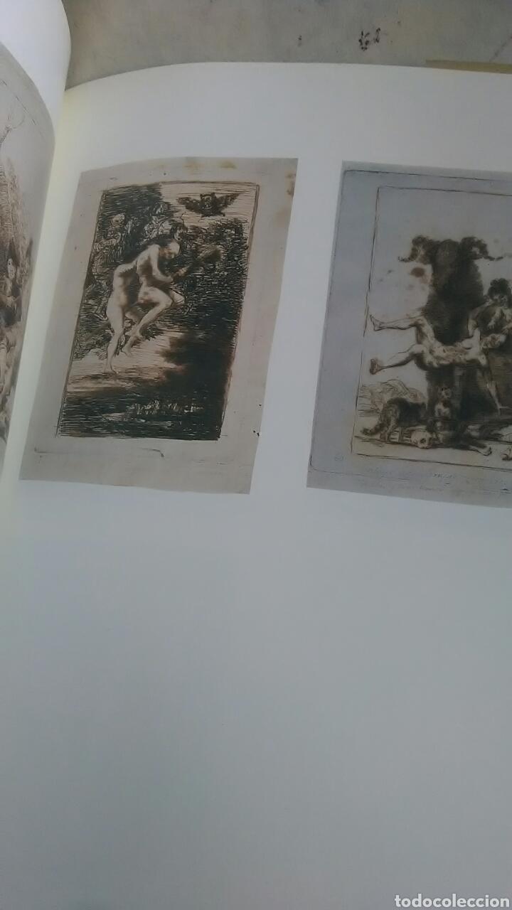 Libros: Goya. Realidad y sueño en los viajes de Goya. Ediciones de Fuentedetodos. 1996 - Foto 6 - 221910448