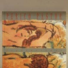 Libros: PERICO PASTOR MAMAGRAF LIBRO FIGURACIONES. Lote 221912836