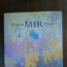 Libros: JOAQUÍN MIR (1873-1940). Lote 222049125