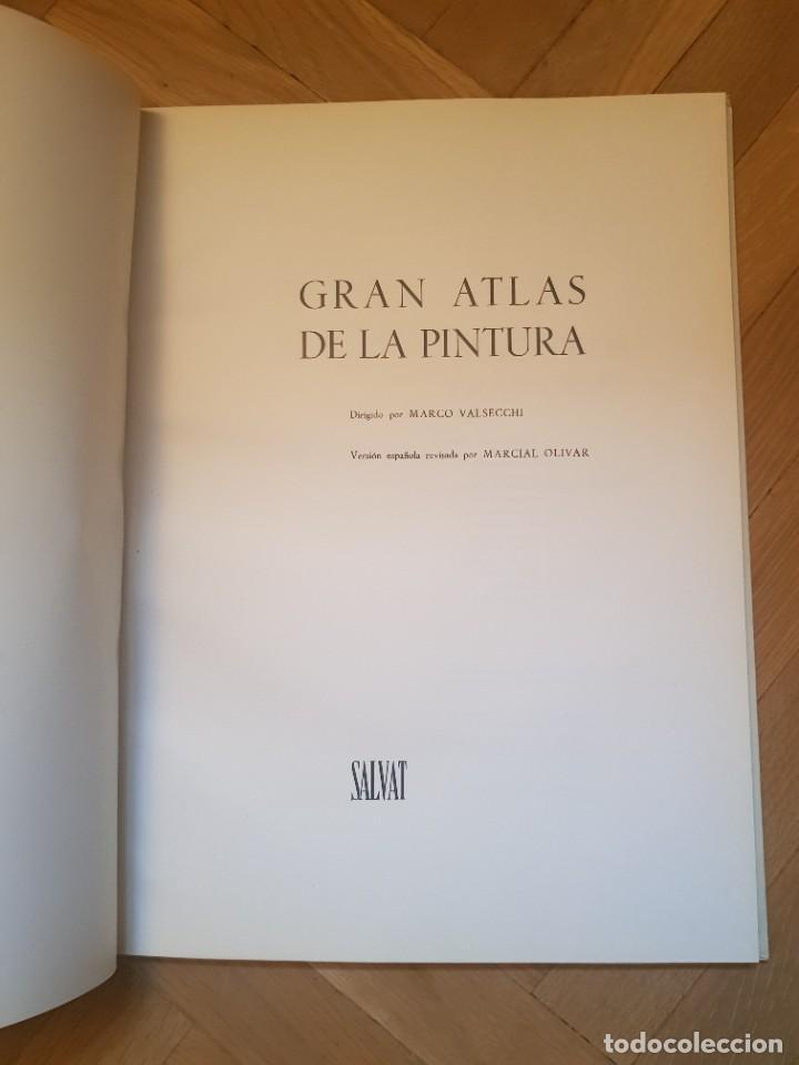 Libros: Gran Atlas de la Pintura Maestros Franceses Carlo Volpe - Foto 2 - 224720458
